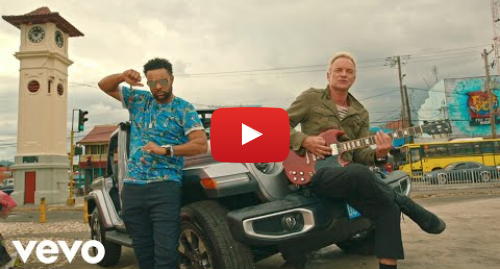Youtube post by StingVEVO: Sting, Shaggy - Don't Make Me Wait (Official)