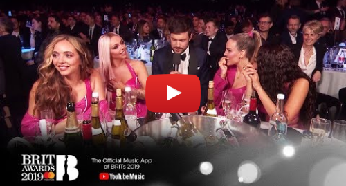 Youtube post by BRITs: Jack Whitehall interviews Little Mix | The BRIT Awards 2019