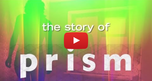"""Youtube post by LA Opera: The story of """"p r i s m""""  -  a world premiere Nov 29 - Dec 2 at redcat"""