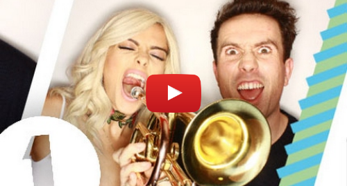 Youtube post by BBC Radio 1: Bebe Rexha takes the 'What Would Britney Do' test (and more!)