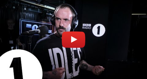 Youtube post by BBC Radio 1: Idles - Samaritans in the Live Lounge