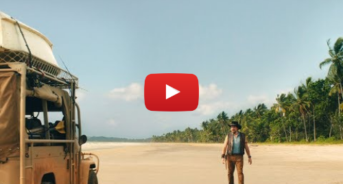 Youtube post by Australia: Tourism Australia Dundee Super Bowl Ad 2018 w/ Chris Hemsworth and Danny McBride (Extended)
