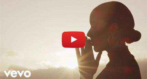 Youtube post by GraceCarterVEVO: Grace Carter - Silence