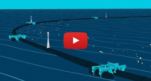 YouTube post de The Ocean Cleanup: The Ocean Cleanup Technology, Explained