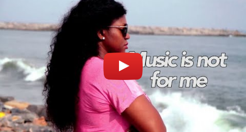 Youtube post by WAJE: Waje - Music is not for me