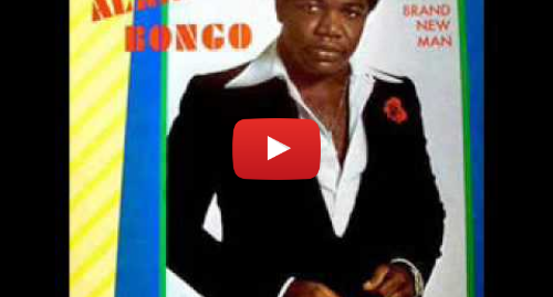 Youtube post by GERMAN 799: Alain Bongo - Brand New Man 1977