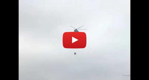 Youtube пост, автор: Anar Ahmedov: Вертолеты над Кремлем