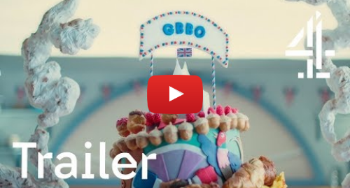 Youtube post by Channel 4: TRAILER | The Great British Bake Off | Tuesdays 8pm | Channel 4