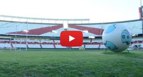 Publicación de Youtube por BBC News Mundo: Conozca la universidad del fútbol en Argentina