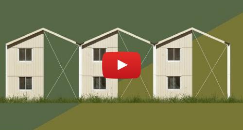 Publicación de Youtube por BBC News Mundo: El barrio de Chile que hizo casas por la mitad para que sus habitantes las completen