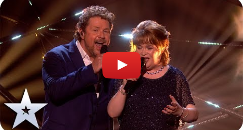 Youtube post by Britain's Got Talent: Susan Boyle and Michael Ball perform 'A Million Dreams' | The Final | BGT 2019