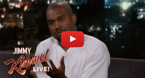 Youtube post by Jimmy Kimmel Live: Jimmy Kimmel's Full Interview with Kanye West