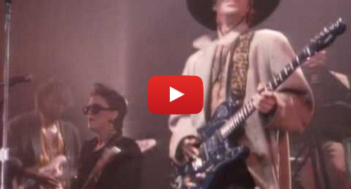 Youtube post by Prince: Prince - America (Official Music Video) (Live in Nice, France - October 27, 1985)