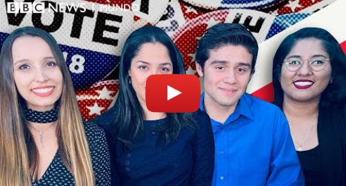 """Publicación de Youtube por BBC News Mundo: """"¿Cuál es mi país? México no me quiere y el gobierno de Estados Unidos no me quiere"""""""