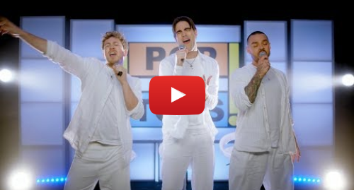 Youtube post by Busted: Busted - Nineties (Official Video)