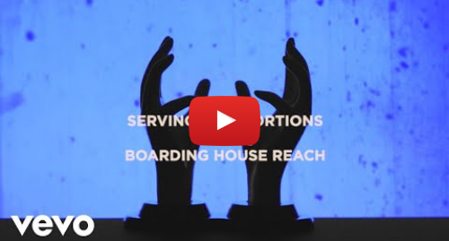 Youtube post by JackWhiteVEVO: Jack White - Servings and Portions from my Boarding House Reach