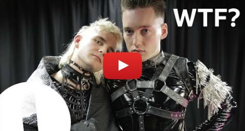 Youtube post by BBC Radio 1: Eurovision  WTF?