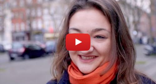 Publicación de Youtube por BBC News Mundo: Los jóvenes de extrema derecha que apoyan a Marine Le Pen en Francia