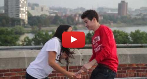 Youtube post by Julian Jensen: Phoenix - Lisztomania - Boston University Brat Pack Mashup