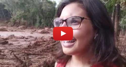 YouTube post de BBC News Brasil: Brumadinho  Como era a vida antes da lama
