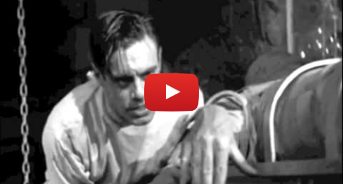 "YouTube post de yaominute: Frankenstein ""It's Alive"" Scene"