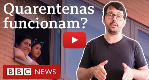 YouTube post de BBC News Brasil: Distanciamento social  o que dizem os estudos científicos