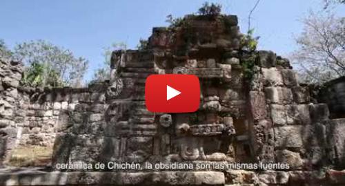 Publicación de Youtube por INAH TV: Hallazgos e investigaciones en Kulubá