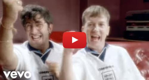 Politics Youtube post by LightningSeedsVEVO: Baddiel, Skinner & Lightning Seeds - Three Lions (Football's Coming Home) (Official Video)