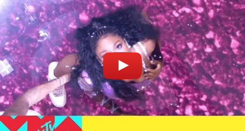 Youtube post by MTV: Normani Performs 'Motivation'   2019 Video Music Awards
