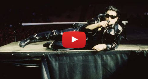 Youtube post by The Last Of The Rockstars: U2 - Until The End Of The World - Official Music Video - HD
