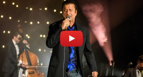 Youtube post by Rafael Aviles: Steve Perry Sings Open Arms with THE EELS - 2014
