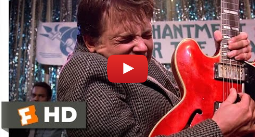 Youtube post by Movieclips: Johnny B. Goode - Back to the Future (9/10) Movie CLIP (1985) HD
