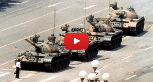 Youtube post by BBC Newsnight: Tank Man  The amazing story behind THAT photo - Newsnight