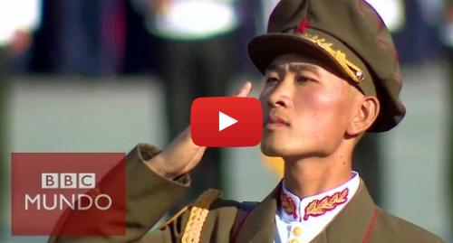 Publicación de Youtube por BBC News Mundo: Pyongyang, la capital de Corea del Norte como nunca antes la habías visto
