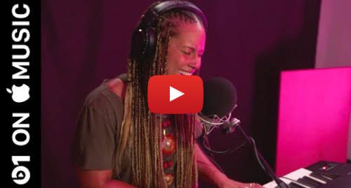 Youtube post by Beats 1: Queen Radio [EXCLUSIVE]  Alicia Keys tribute to Aretha Franklin, Ep. 3 | Beats 1 | Apple Music