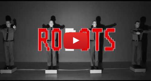 Youtube post by Kraftwerk: KRAFTWERK – THE ROBOTS (EDIT)