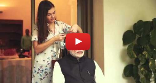 யூடியூப் இவரது பதிவு Madame Tussauds London: Narendra Modi's sitting| Madame Tussauds London