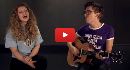 Youtube post by Carrie Hope Fletcher: Love is on the Radio Hopeful Live Mix
