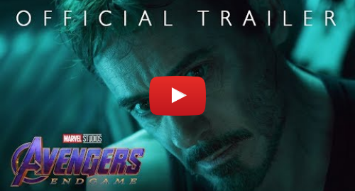 Youtube post by Marvel Entertainment: Marvel Studios' Avengers  Endgame - Official Trailer