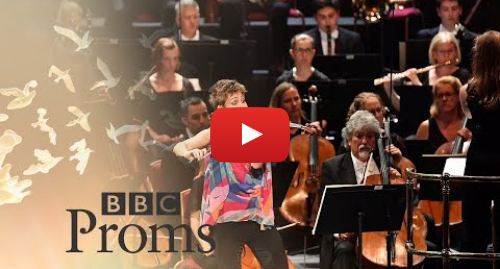 Youtube post by BBC Music: BBC Proms  Stravinsky  Violin Concerto in D major (extract) from the final movement