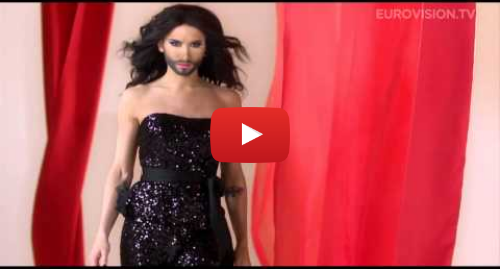 Youtube post by Eurovision Song Contest: Conchita Wurst - Rise Like A Phoenix (Austria) 2014 Eurovision Song Contest