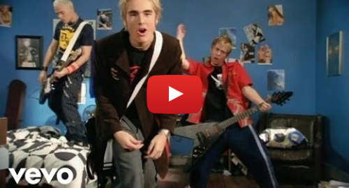 Youtube post by BustedVEVO: Busted - Year 3000