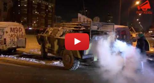 Youtube пост, автор: Рупор Москвы: БРДМ против точечной застройки на Мичуринском 30Б в Москве