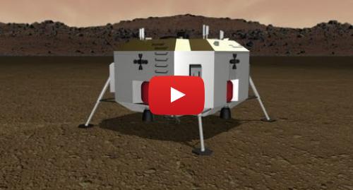 Publicación de Youtube por BBC News Mundo: ¿Cómo llevar un ser humano a Marte?