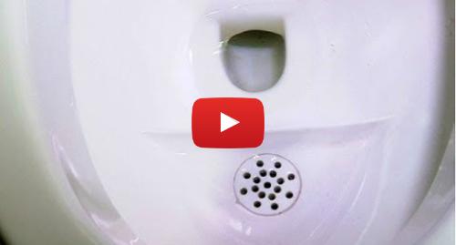 Publicación de Youtube por BBC News Mundo: El retrete que convierte desechos en energía BBC MUNDO