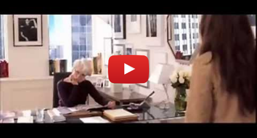 Youtube пост, автор: BadMedia: The Devil Wears Prada - Official Theatrical Trailer