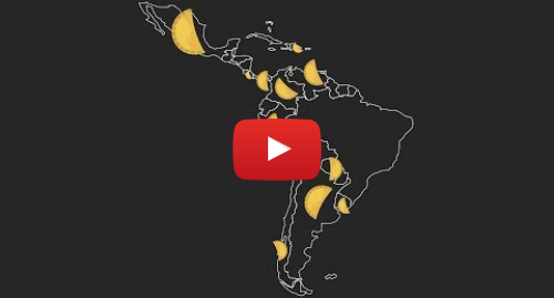 Publicación de Youtube por BBC News Mundo: Google  las preguntas más buscadas sobre América Latina