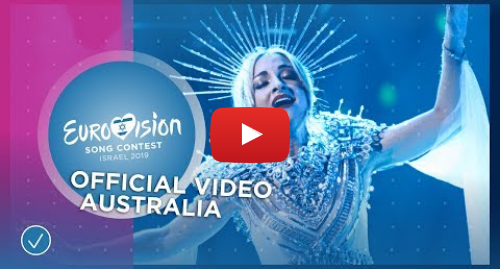 Youtube post by Eurovision Song Contest: Kate Miller-Heidke - Zero Gravity - Australia 🇦🇺 - Official Video - Eurovision 2019