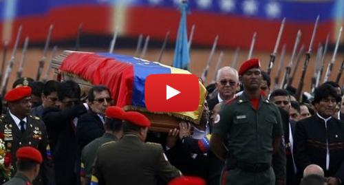 Publicación de Youtube por BBC News Mundo: Venezuela da el último adiós a Hugo Chávez