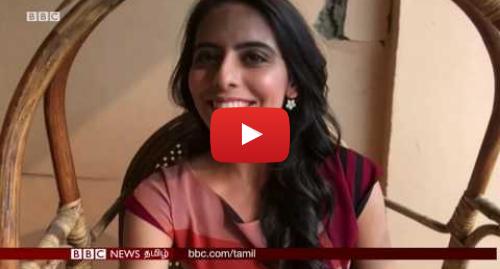 யூடியூப் இவரது பதிவு BBC News Tamil: டென்னிஸ், அழகி பட்டம்   சோதனைகளை வென்று சாதித்த செவிபுலனற்ற பெண்
